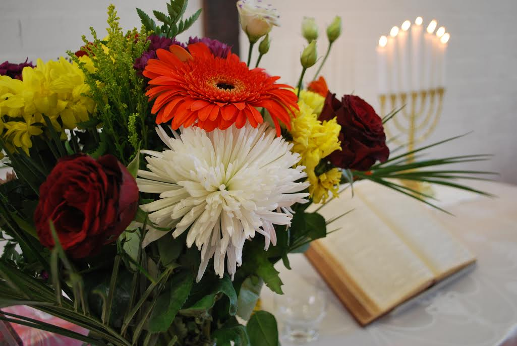 Shekinah Ministries flowers
