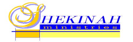 Shekinah Ministries